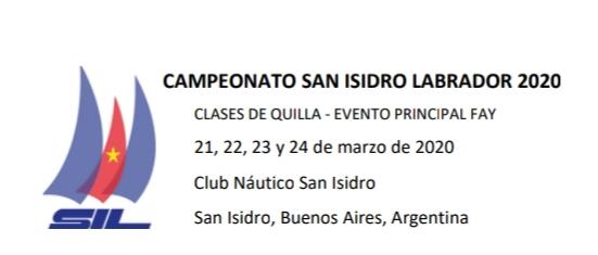 Campeonato San Isidro Labrador 2020